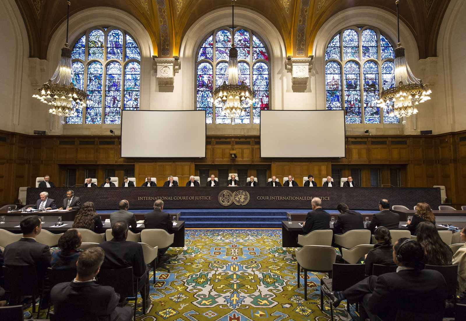 an analysis of the international court of justice The statute of the international court of justice is an integral part of the charter visit the un dag hammarskjöld library's collection of translations of the un charter  read more.